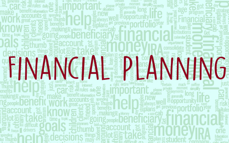 5th Principle of Biblical Wealth Management: Financial Planning Part 2