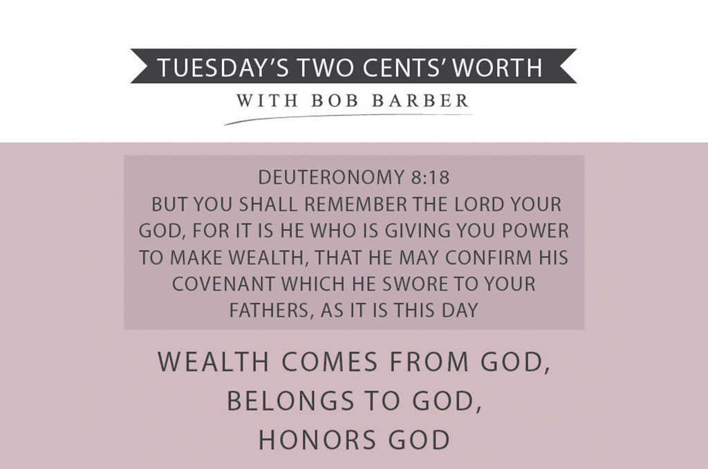 Tuesday two Cents July 2013