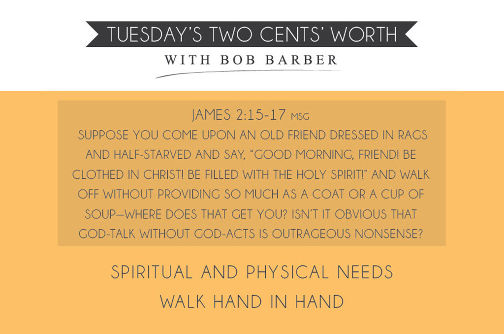 Tuesdays Two Cents Worth August 20, 2013