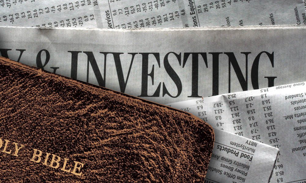 Christian Financial Investing With Your Values