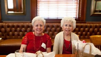 Ladies Valentine Lunch 2015