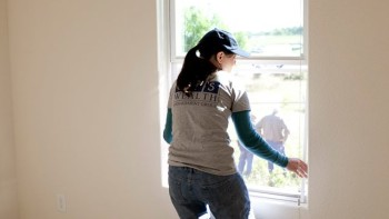 Comal County Habitat for Humanity Work