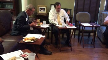 Kingdom Advisors Monthly Luncheons