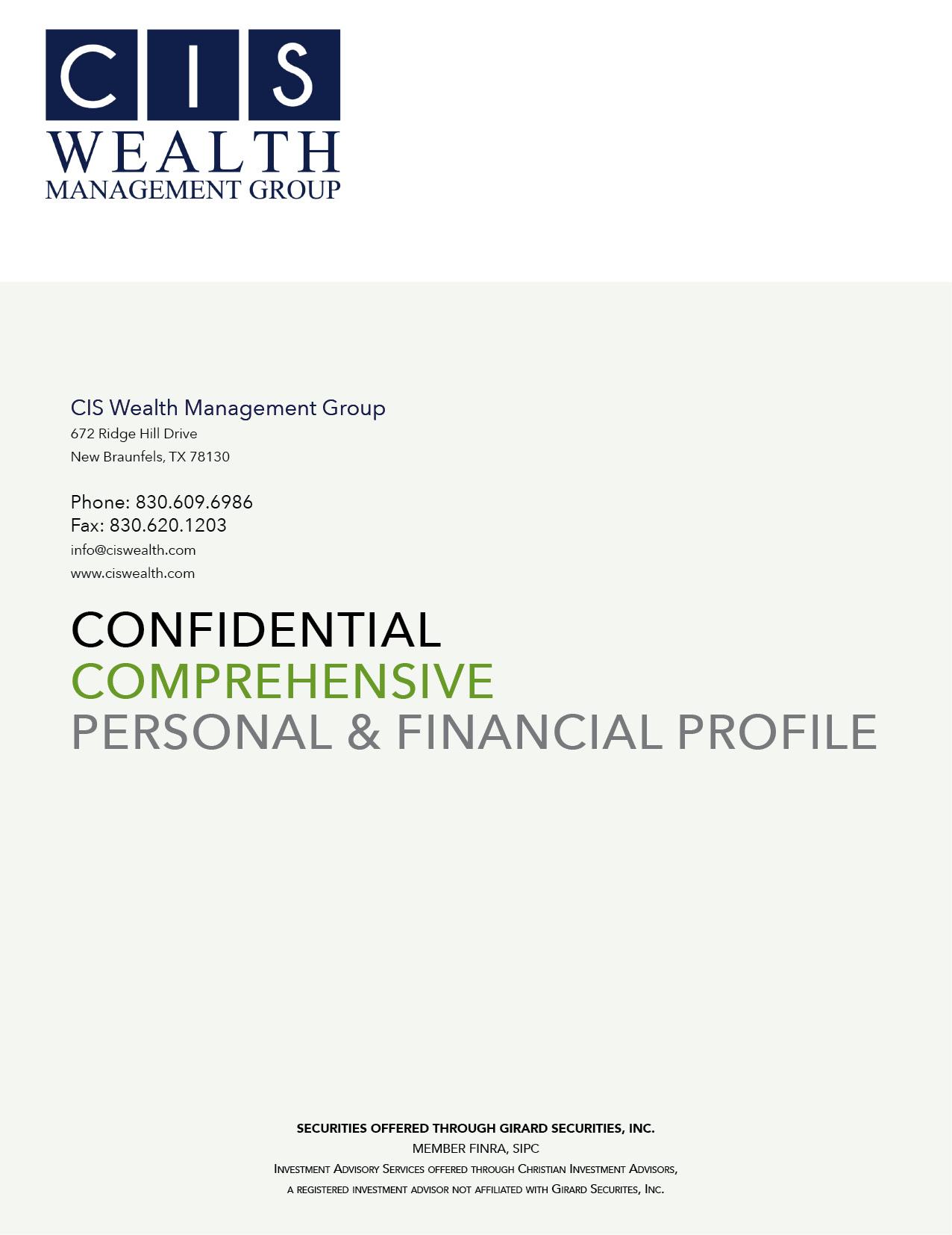 CIS Client Profile Image