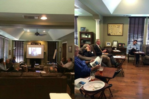 Kingdom Advisors monthly meeting group