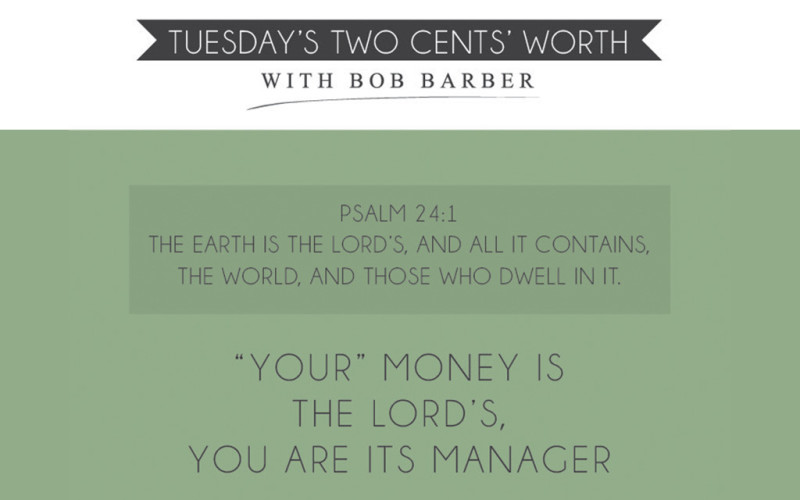 Tuesday's Two Cents Worth August 6, 2013