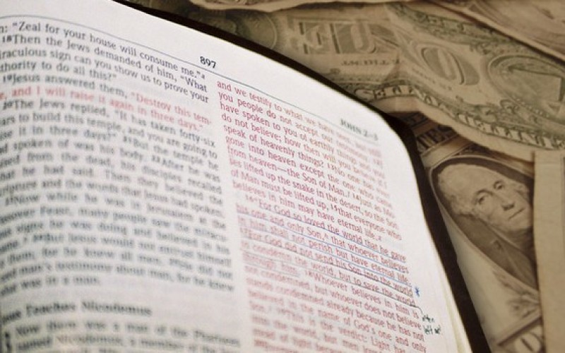 An Introduction to the Ten Principles of Biblical Wealth Management