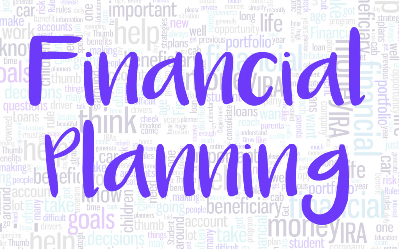 5th Principle of Biblical Wealth Management: Financial Planning Part I