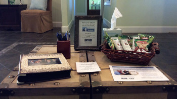 Snacks Available in the Christian Financial Advisors Reception Area