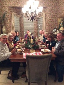 Christian Financial Advisors Client Christmas Party 2015