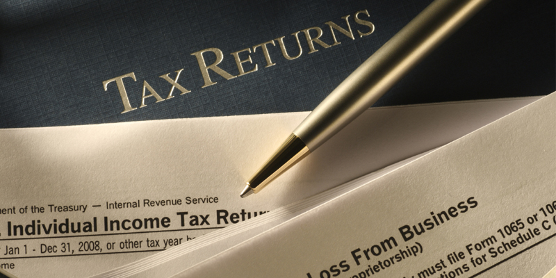 client tax document notice