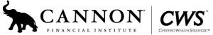 Cannon Financial Institute Certified Wealth Strategist