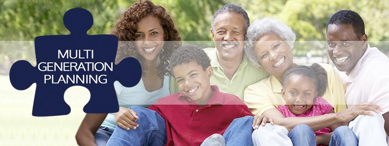 multi generational planning in wealth management