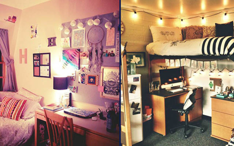 Making A College Dorm A Home Away From Home