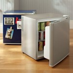 small fridge fromPottery Barn