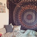 sheet tapestry from Amazon