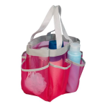 shower caddy from Wal-Mart