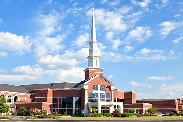 church financial services