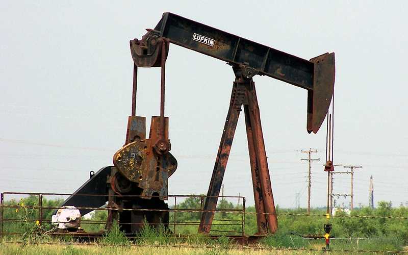 Oil price increase due to supply and demand