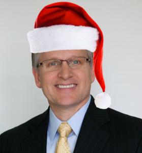 Bob Christmas Pic