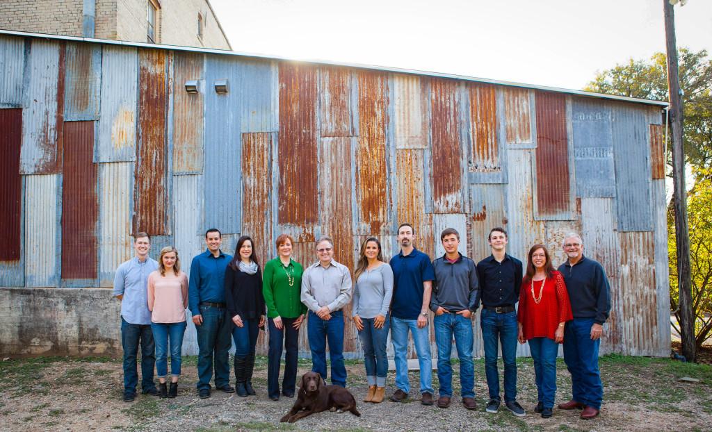 Christmas Staff Photo 2016