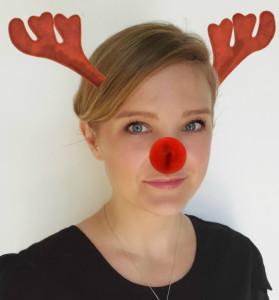 Jenna Christmas Pic