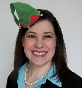 Kirsten Christmas Pic