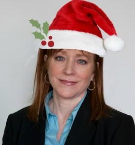 Rachael Christmas Pic