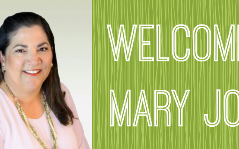 Welcome Mary Jo Lyons!