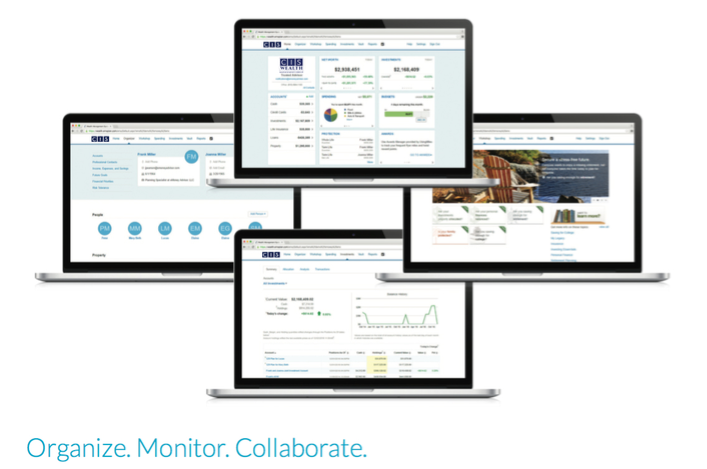 Organize Monitor Collaborate