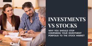 investments vs stocks