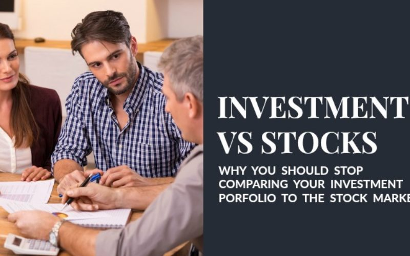 Comparing Your Investment Portfolio to the Stock Market