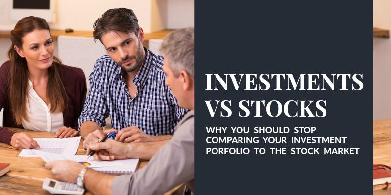 investments vs stocks