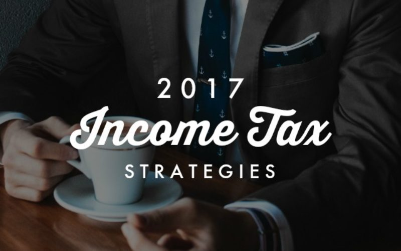 2017 Year End Tax Strategies
