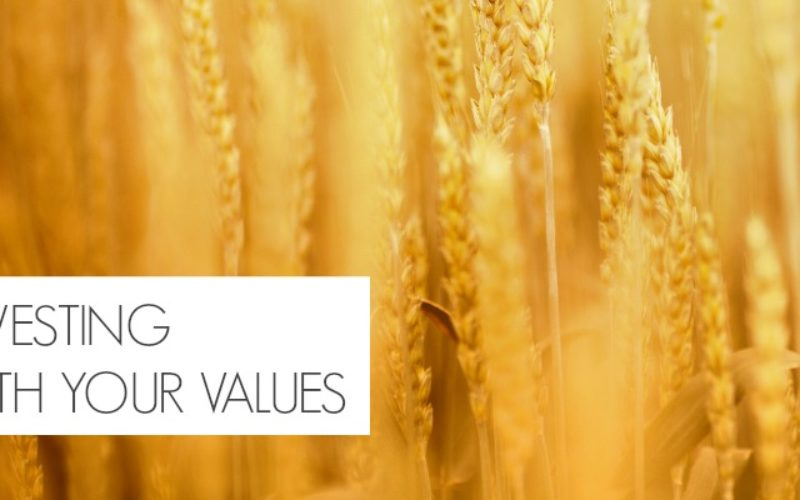 Investing With Your Values