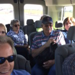 Van ride to Palmetto State Park