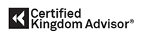 Certified Kingdom Advisor Logo BW
