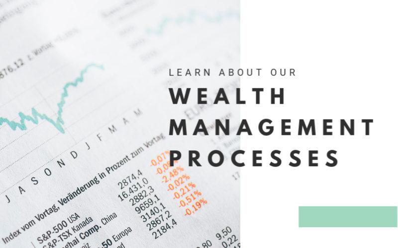 Our Wealth Management Processes