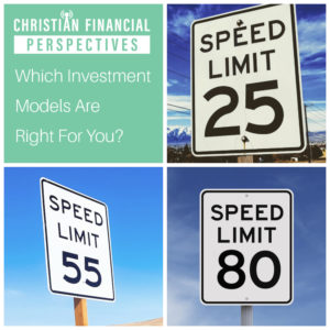 Christian Financial Perspectives podcast cover art titled Which Investment Models Are Right For You