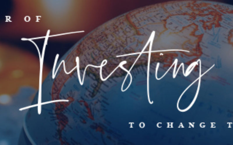 Webinar: The Power of Investing to Change the World